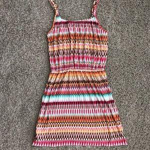Loft multicolored dress